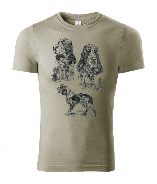 Unisex/Pánské tričko -...