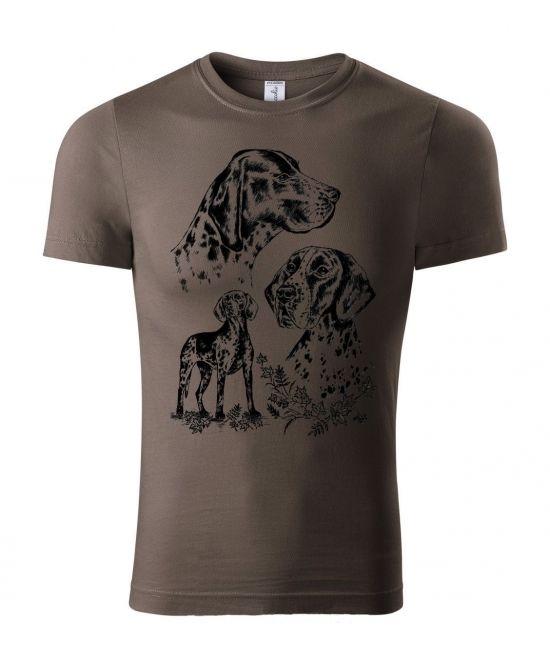 Pánské tričko - Auvergneský...