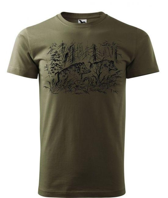 Pánské tričko - Běžící...