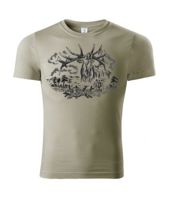 Pánské tričko - Vládce lesa