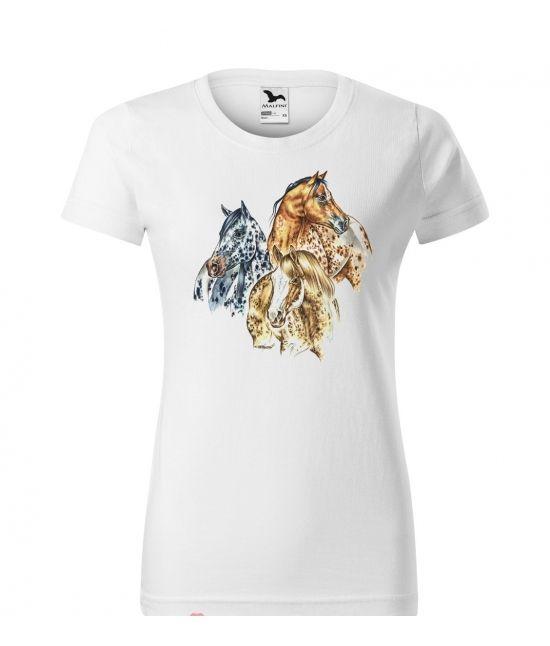 Dámské tričko - Appaloosy