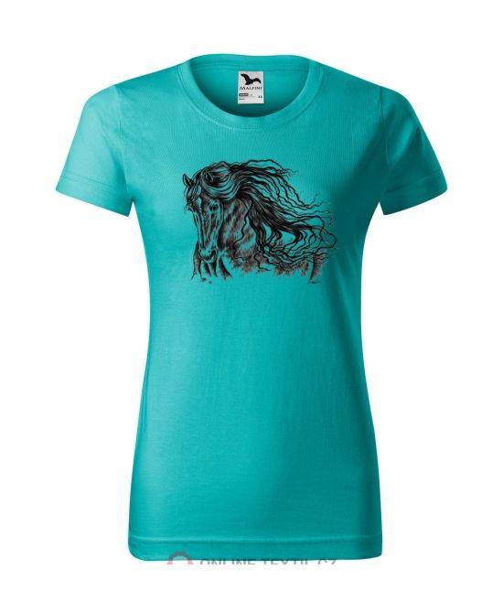 Dámské tričko - Fríská krása