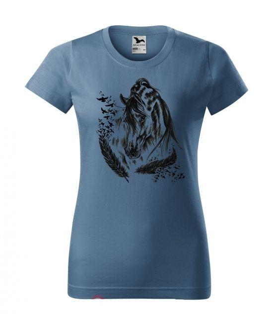 Dámské tričko - Arabská krása