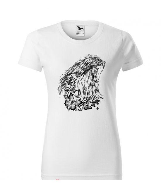 Dámské tričko - Andalusan a...