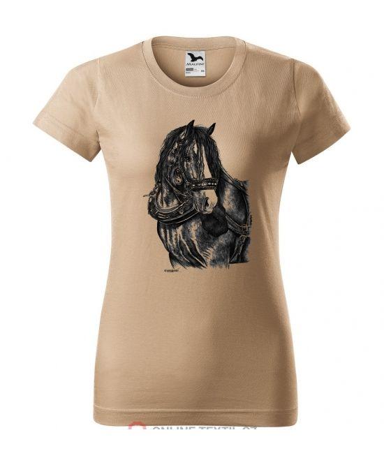 Dámské tričko - Chladnokrevník