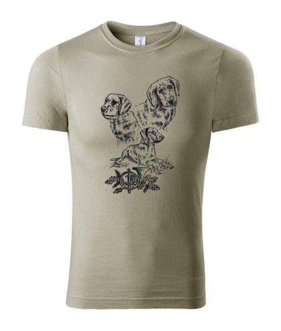 Pánské tričko - Štýrský...