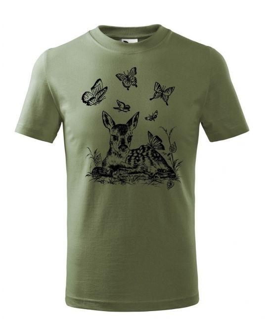 Dětské tričko - Koloušek s...