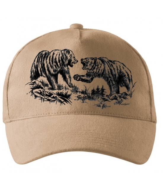 Kšiltovka - Medvědi