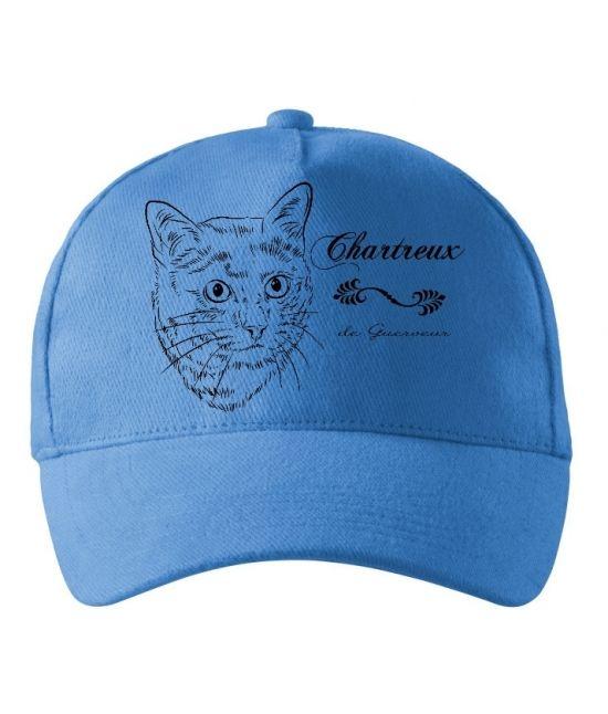 Kšiltovka - Kartouzská kočka