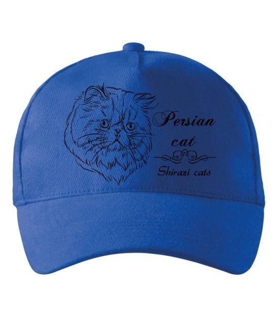 Kšiltovka - Perská kočka