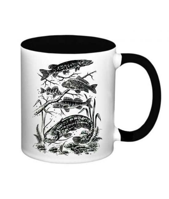 Hrneček - Naše ryby
