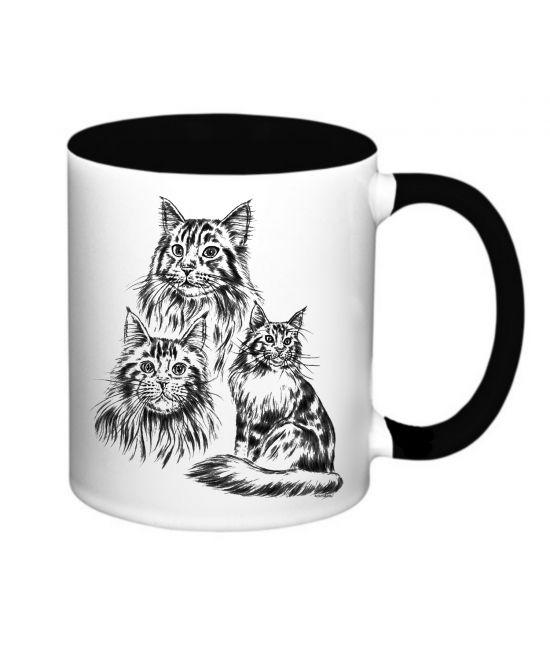 Hrneček - Mainská mývalí kočka