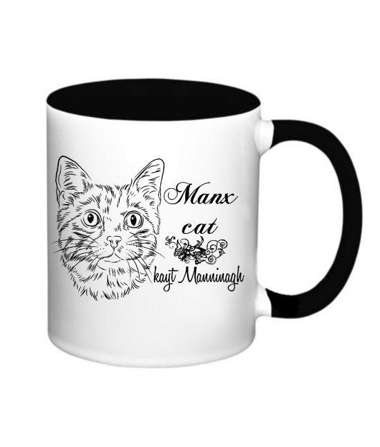 Hrneček - Manská kočka