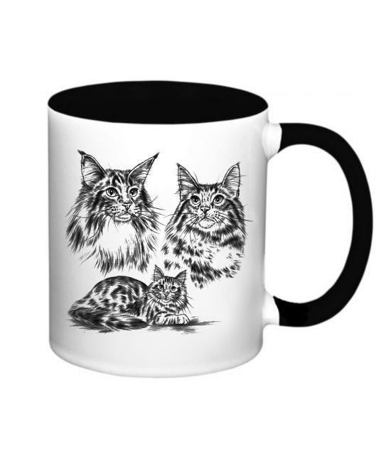 Hrneček - Norská lesní kočka