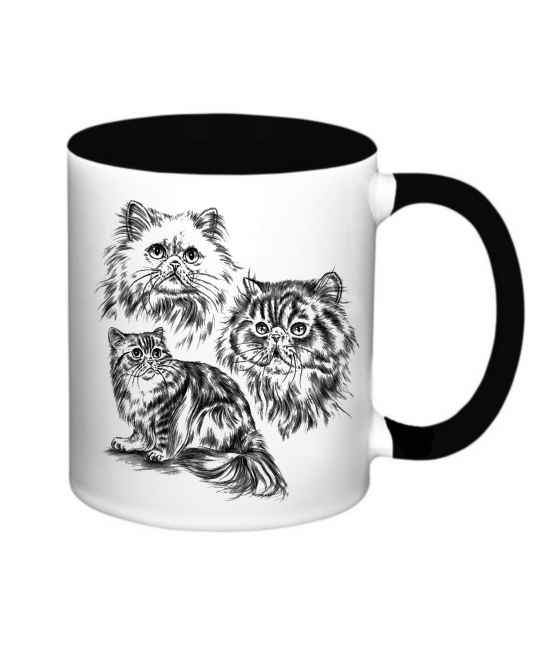 Hrneček - Perská kočka