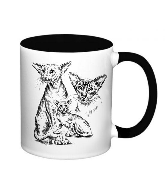 Hrneček - Siamská kočka