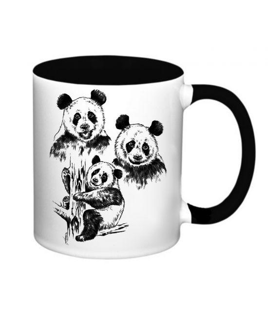 Hrneček - Panda velká