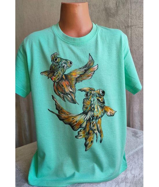 Dětské tričko - Závojnatky