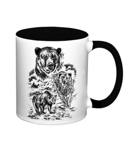 Hrneček - Medvěd