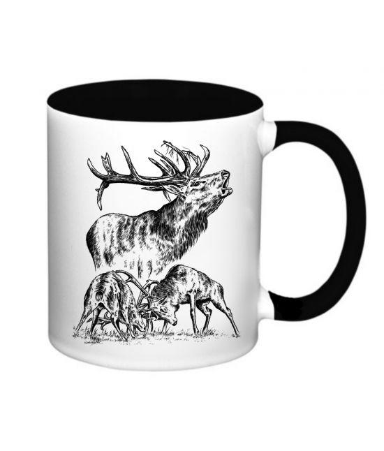 Hrneček -Souboj jelenů