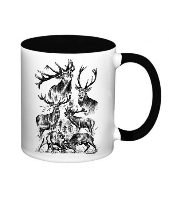 Hrneček - V lese to žije