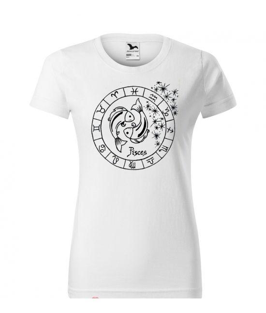 Dámské tričko- znamení...