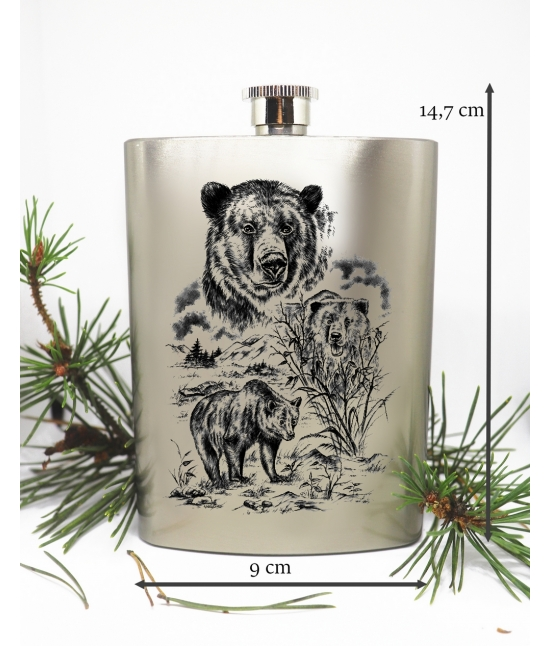 Placatka - Medvěd