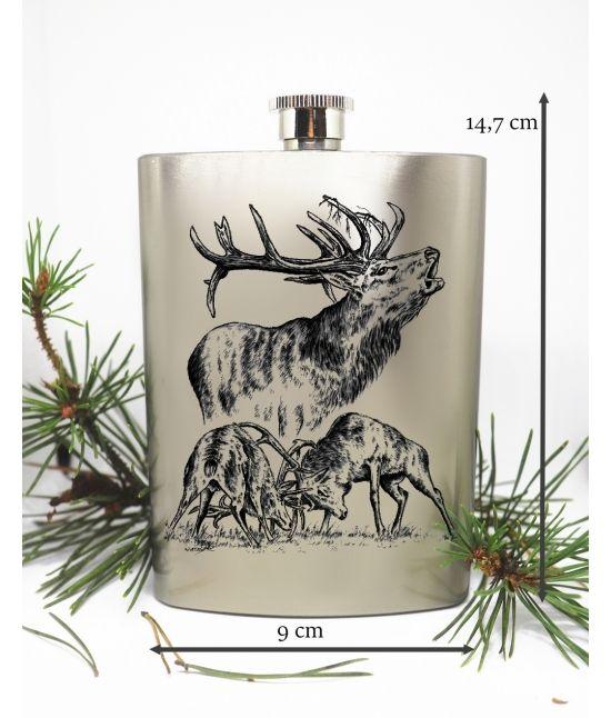 Placatka - Souboj jelenů