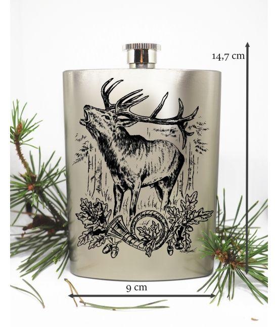 Placatka - Troubící jelen