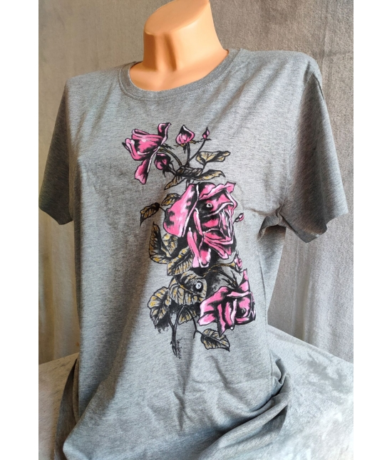 Dámské tričko - Růže