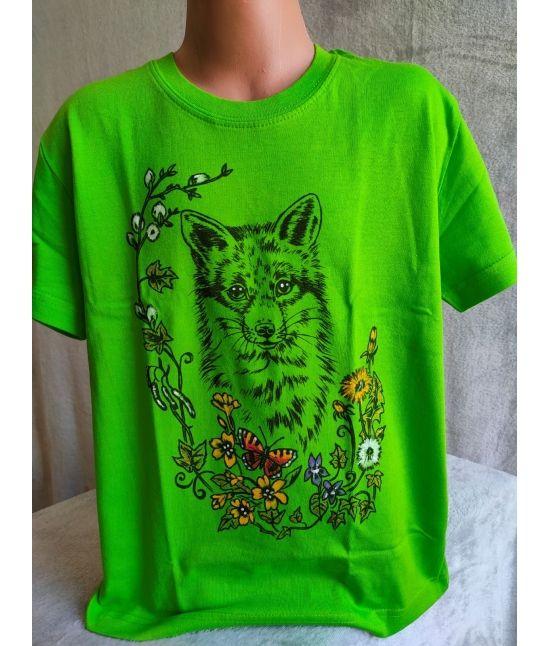 Dětské tričko - Lišče