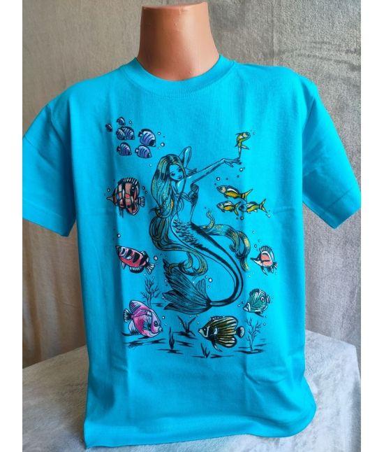 Dětské tričko - Mořská víla