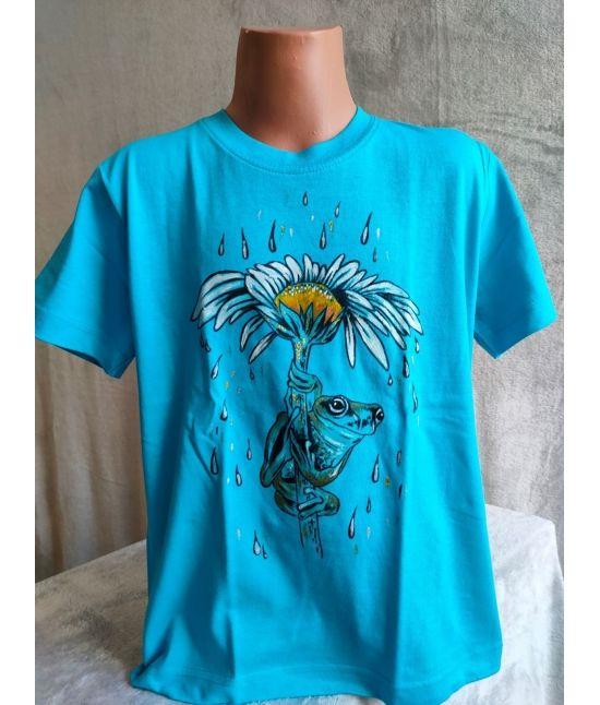 Dětské tričko - Žabka pod...