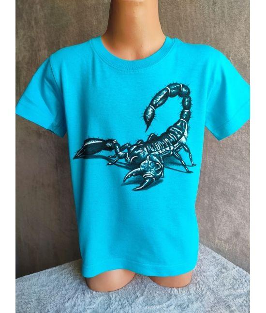 Dětské tričko - Škorpion