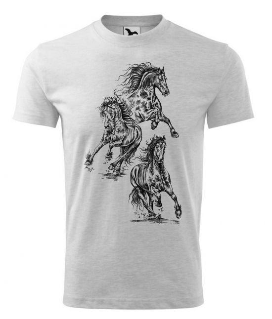Dětské tričko - Baroko