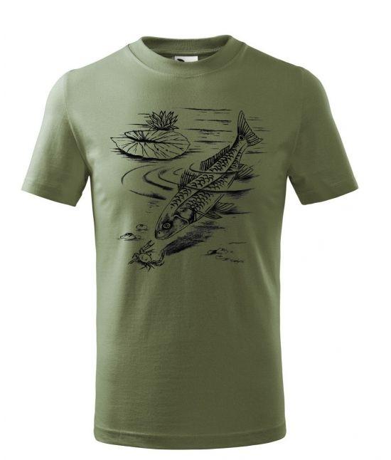 Dětské tričko - Krab