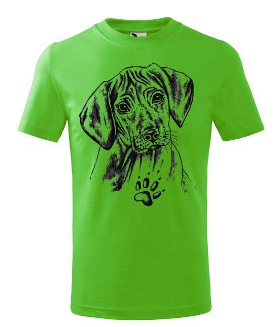 Dětské tričko - Štěně s...