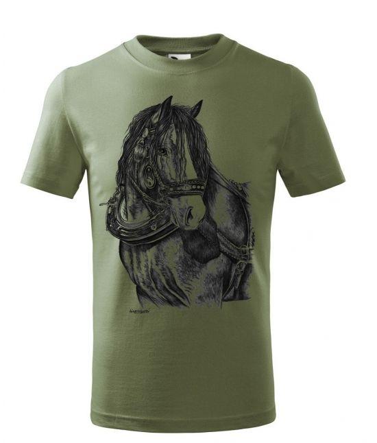 Dětské tričko - Chladnokrevník