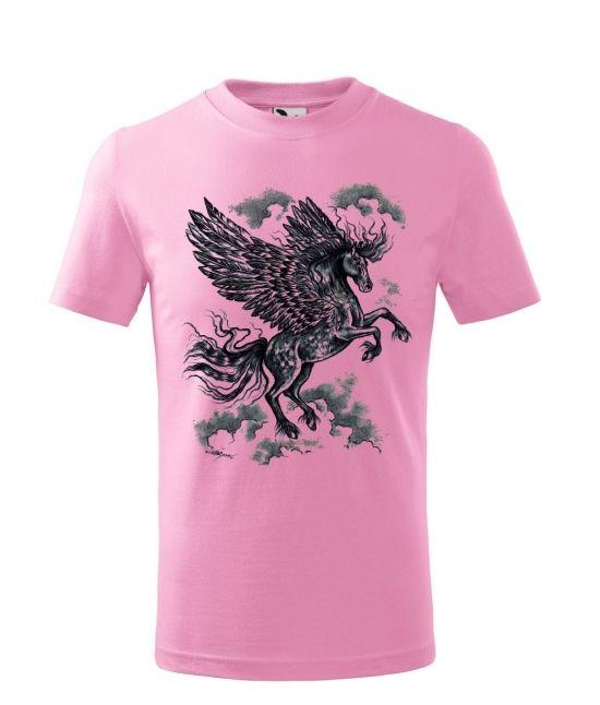 Dětské tričko - Pegas