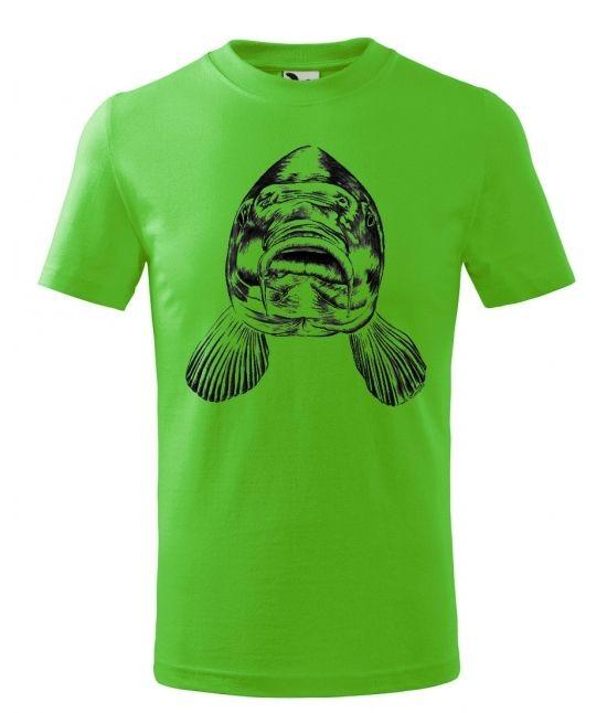 Dětské tričko - Kapr