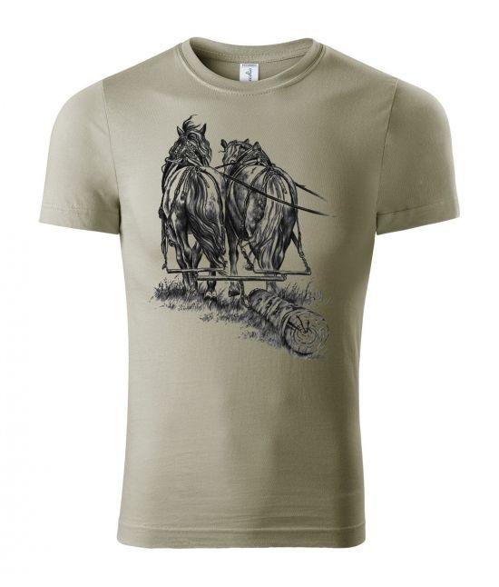 Pánské tričko -...