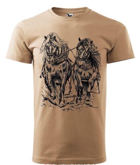 Pánské tričko - Pracovitá...