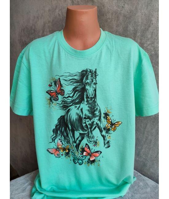 Dětské tričko - Frís,motýli