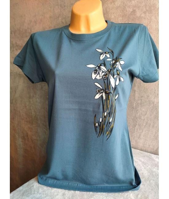 Dámské tričko - Posel jara