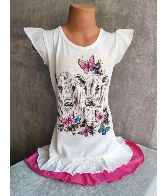 Dětské šaty - Telátka
