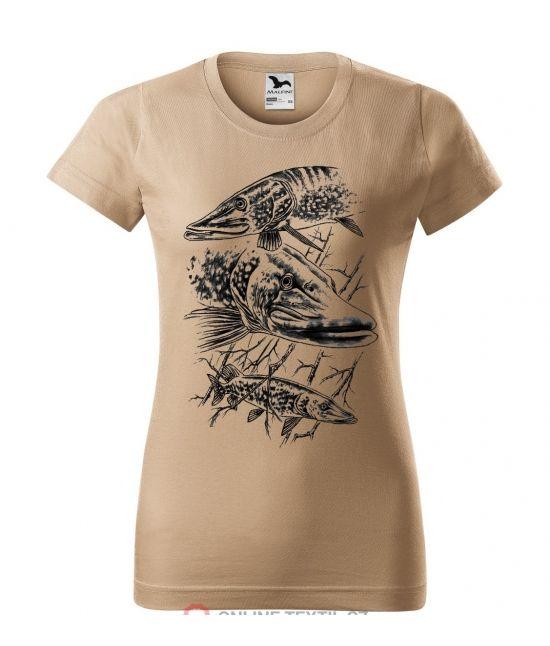 Dámské tričko - Štiky