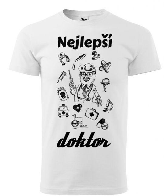 Pánské tričko - Doktor