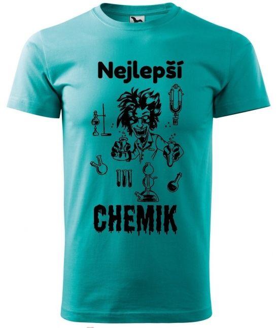 Pánské tričko - Chemik