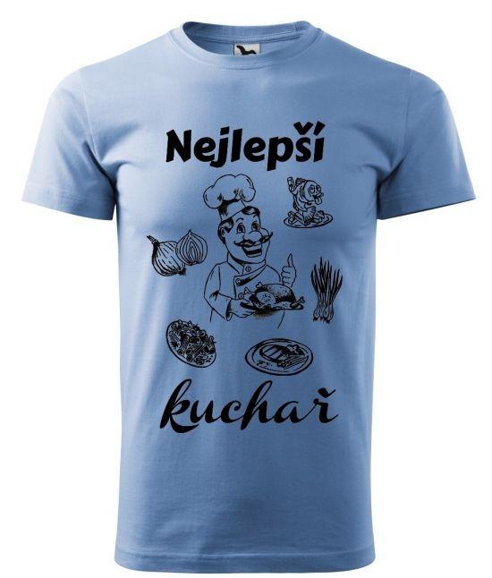 Pánské tričko - Kuchař