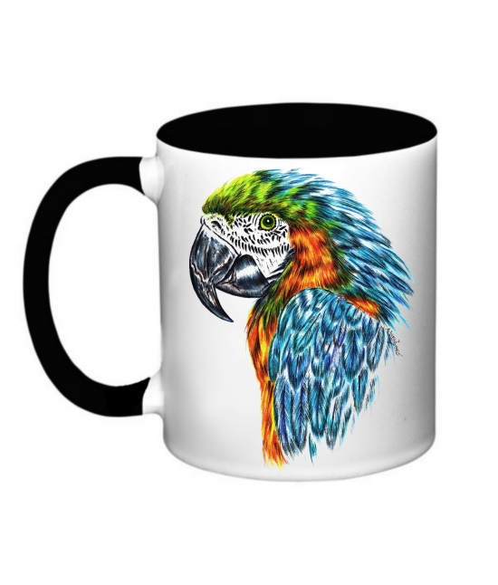 Hrneček - Papoušek